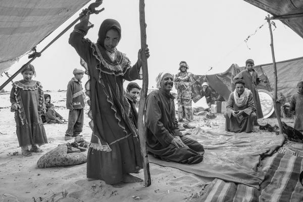 beduins of Damietta