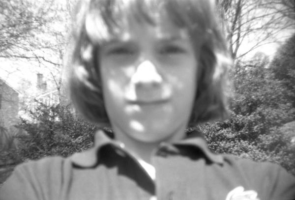 Pre-selfie Selfies