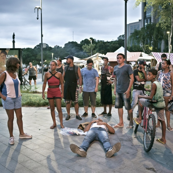 Urban Rio, Life In Between Beaches And Favelas - Photography project by Lara Ciarabellini