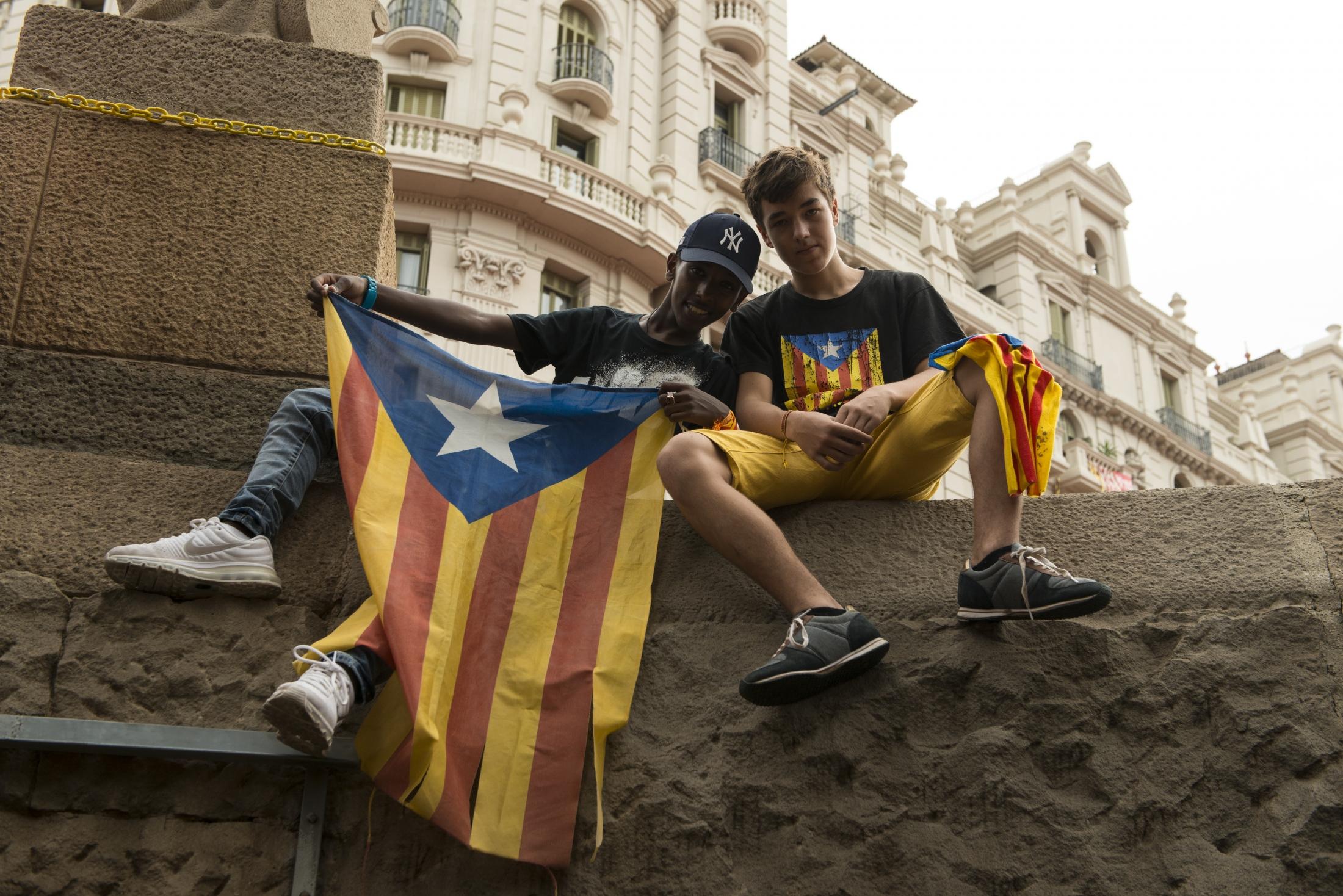 09.11.18 Over 1 million Cataluñas...
