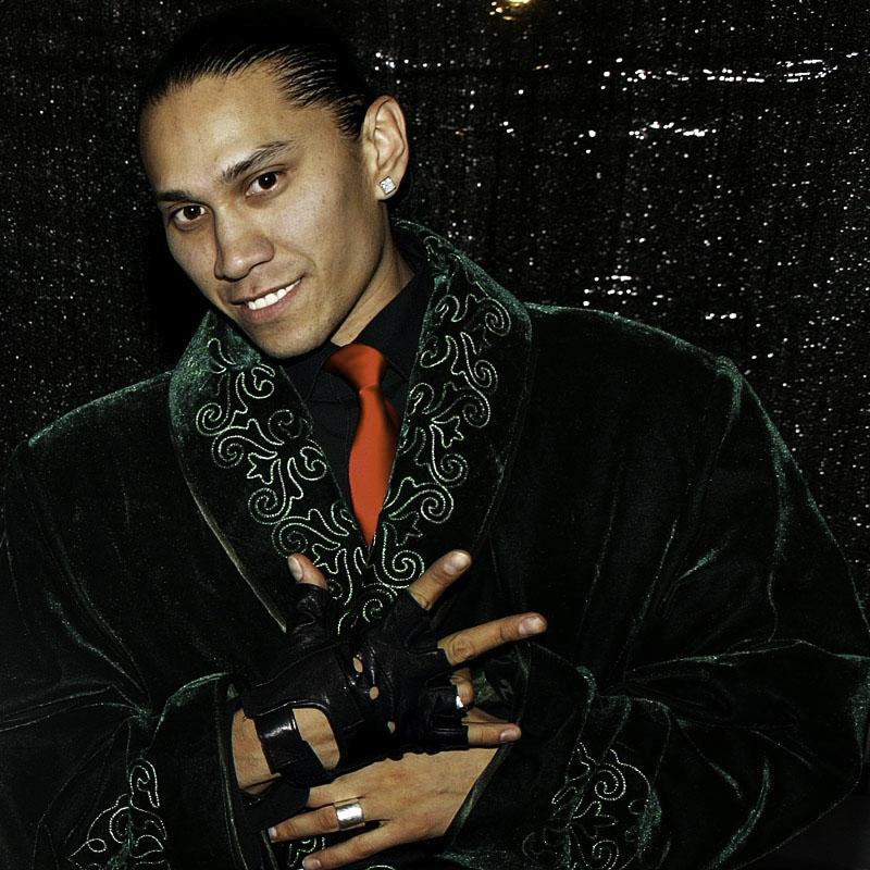 Taboo of the Black Eyed Peas in Almaty Kazahkstan