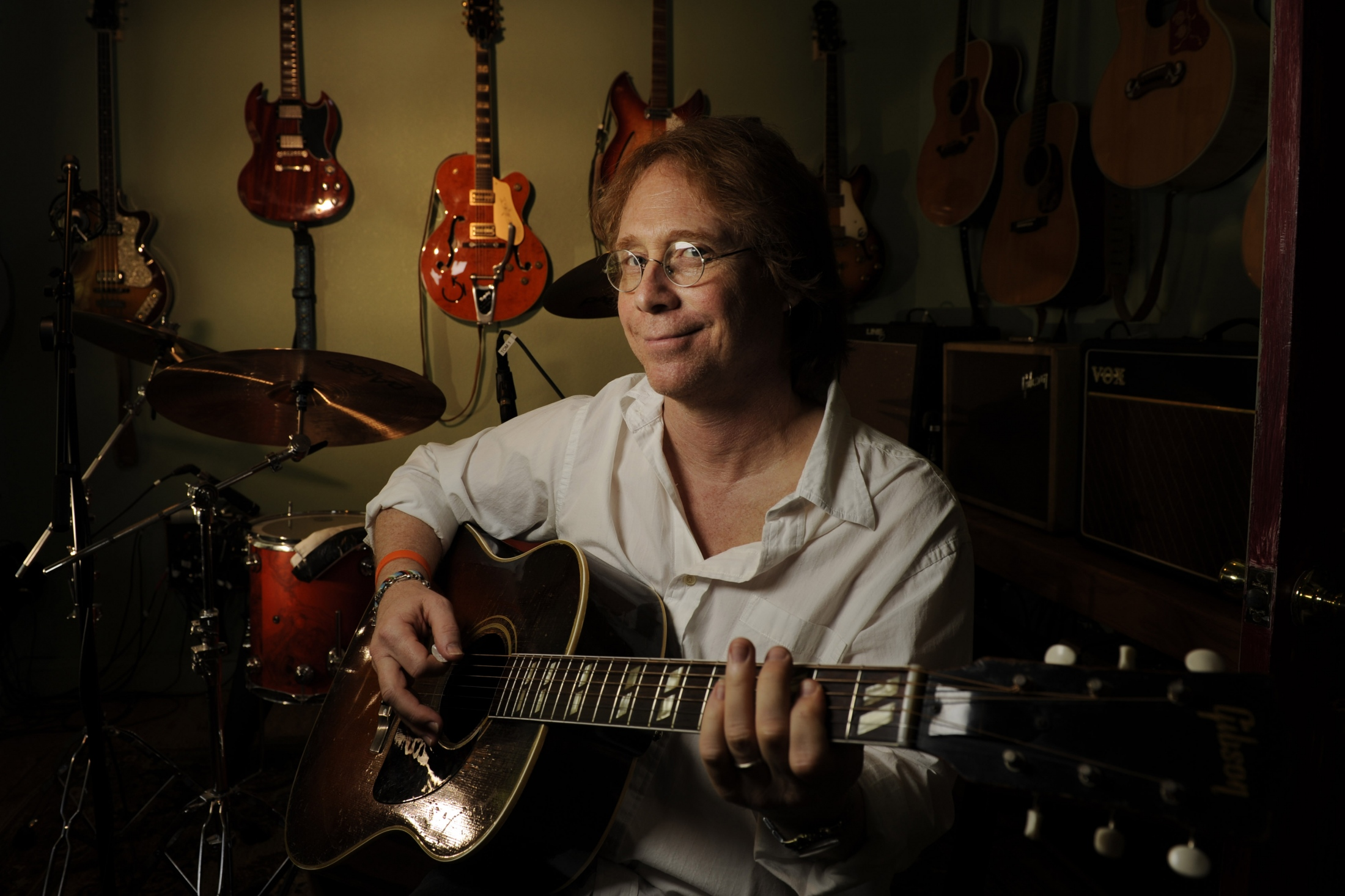 Actor/Musician Bill Mumy (Lost In Space, Papillon)