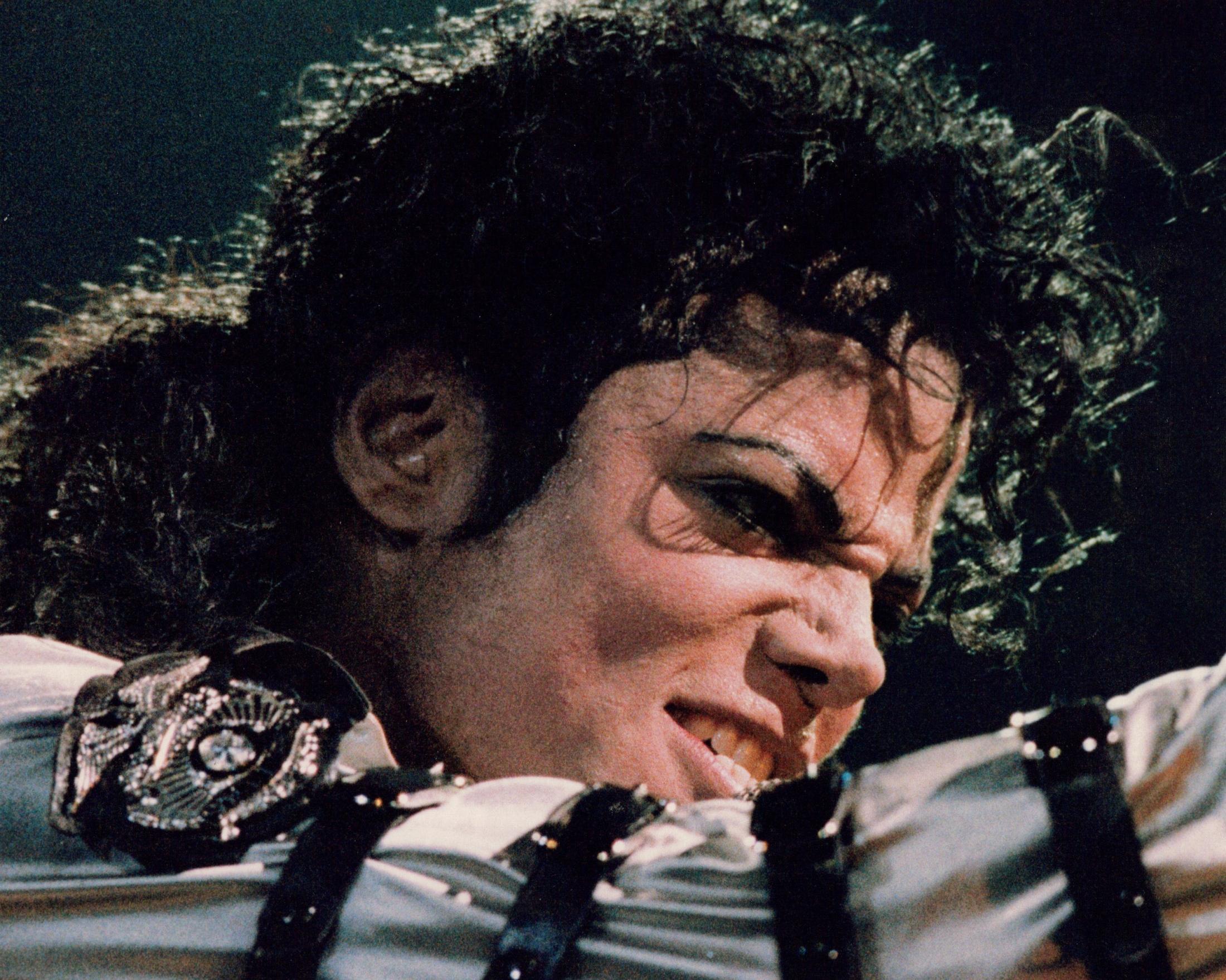 Michael Jackson Bad Tour