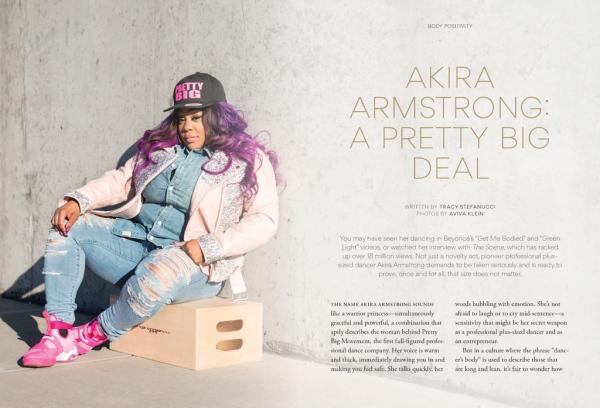 AKIRA ARMSTRONG  The Fixx Magazine