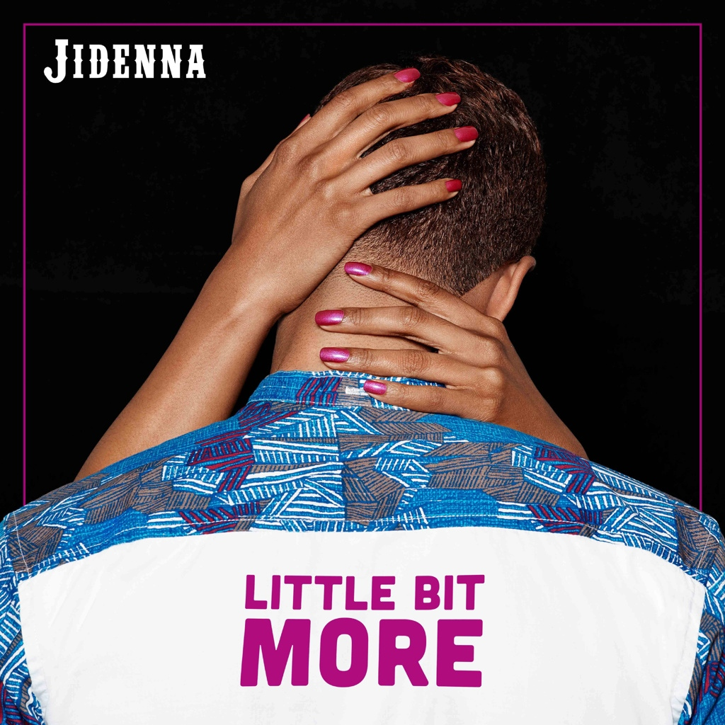 "Single Cover Jidenna for ""Little Bit"""