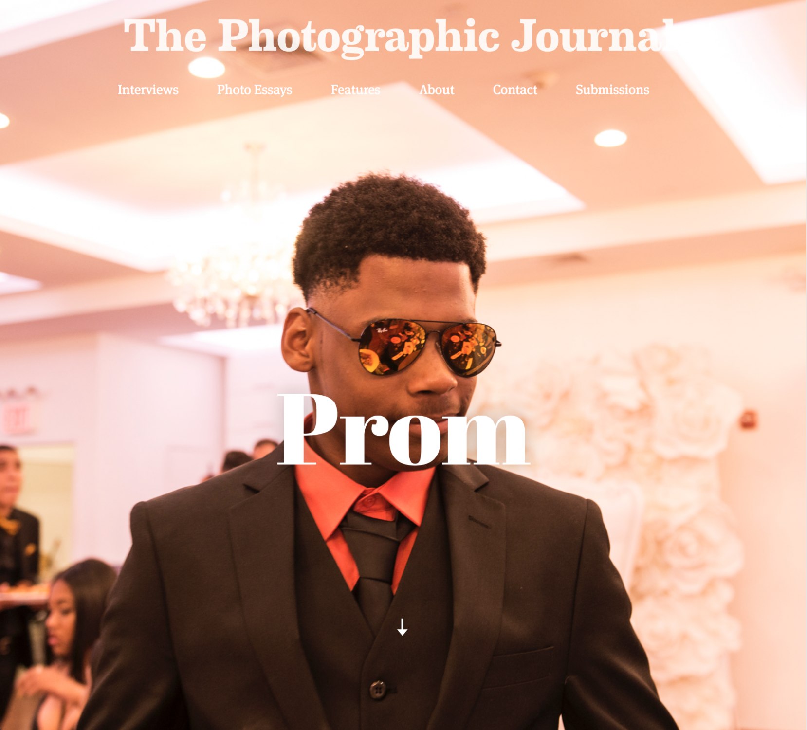 THE PHOTOGRAPHIC JOURNAL PROM: We're No Longer Children