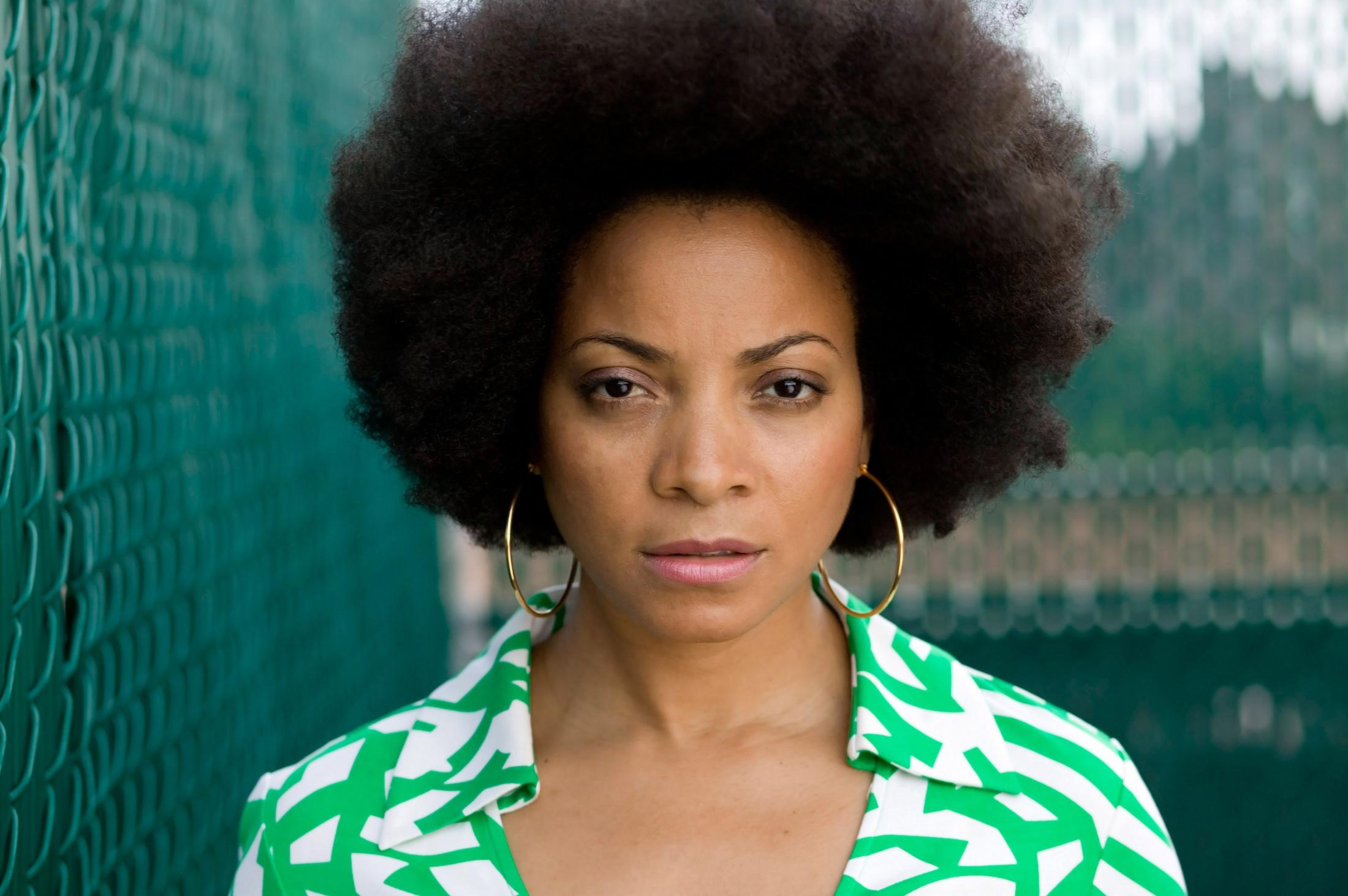 Soul singer Stephanie McKay in Brooklyn