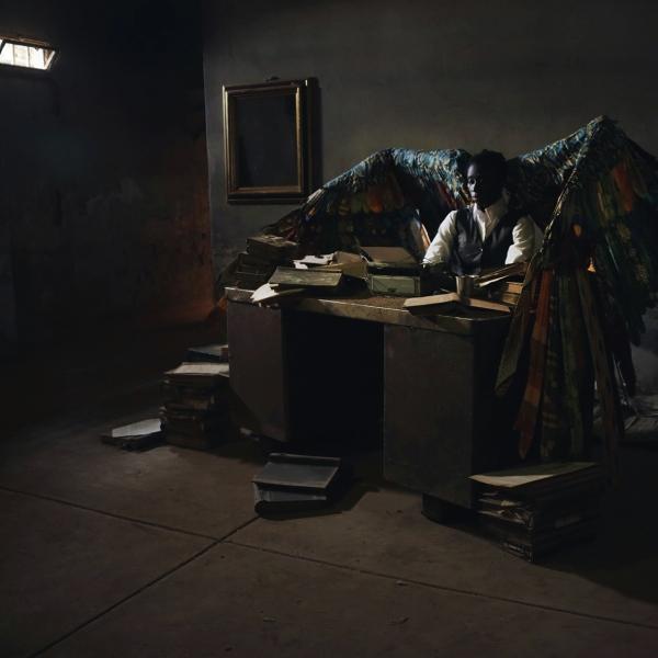 Malaïka Dotou Sankofa #1 -Dakar, Senegal, 2016. ©Laeïla Adjovi/Loïc Hoquet