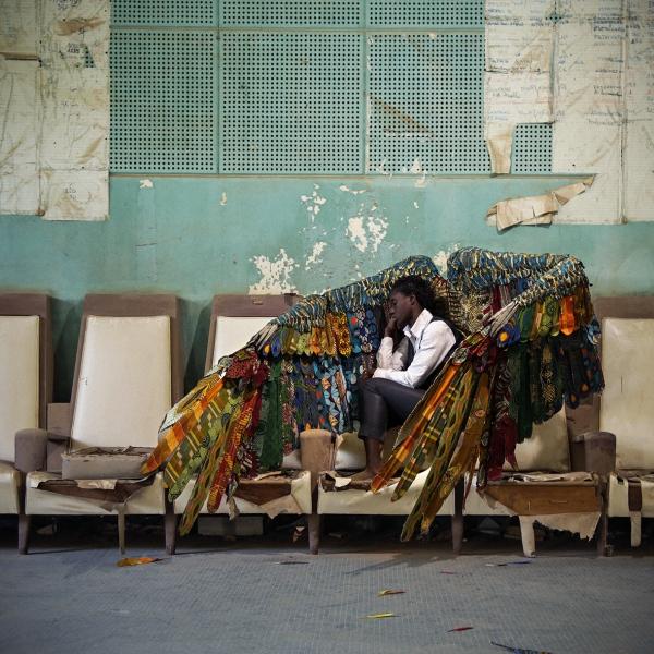 Malaïka Dotou Sankofa #4 - Dakar, Senegal, 2016. ©Laeïla Adjovi/Loïc Hoquet
