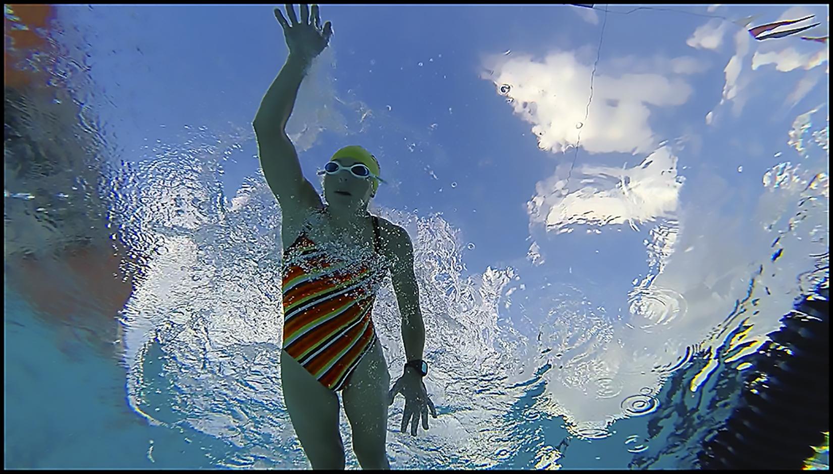 Lisa Roberts, Ironman Triathlete.