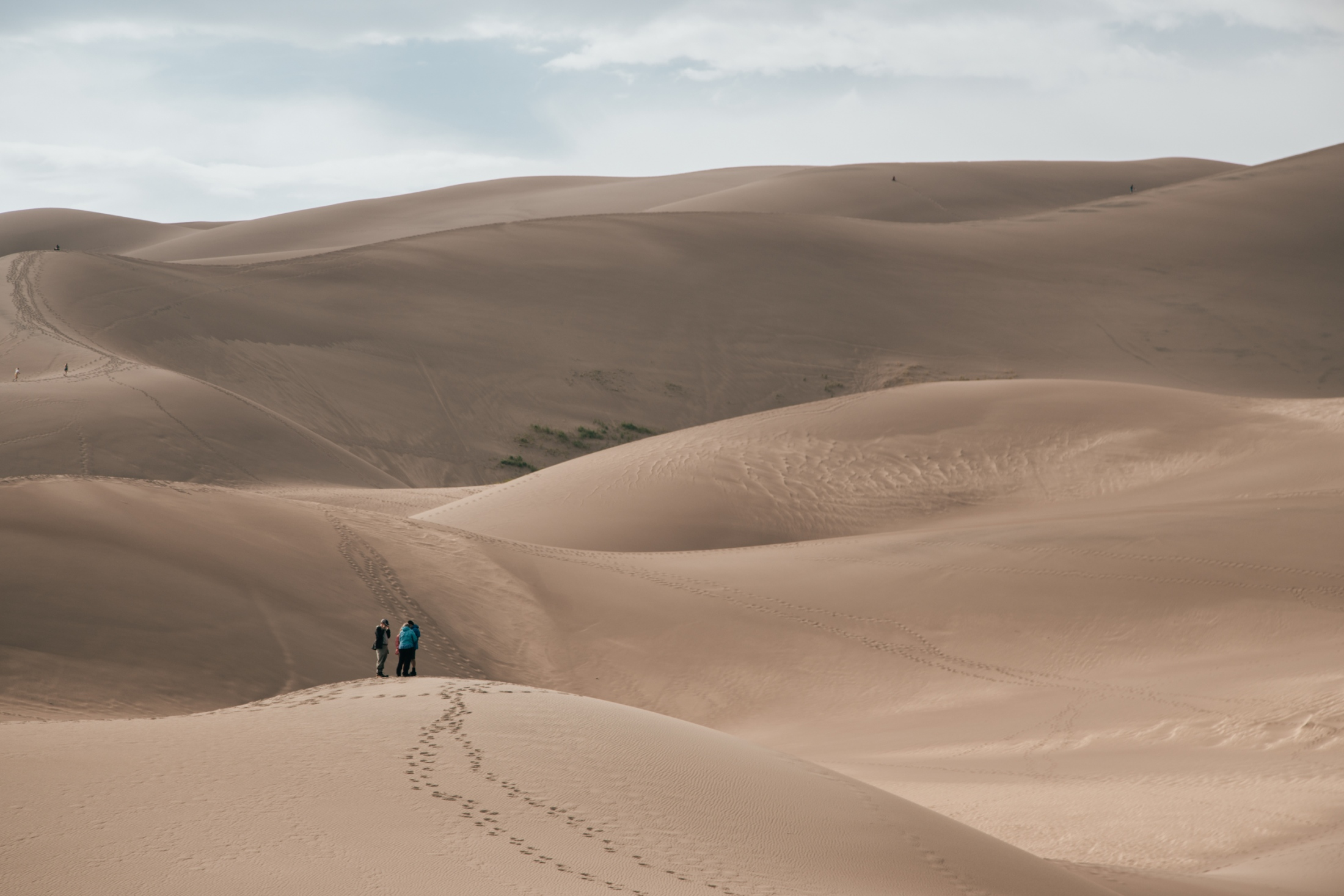 Sand Dunes, Colorado