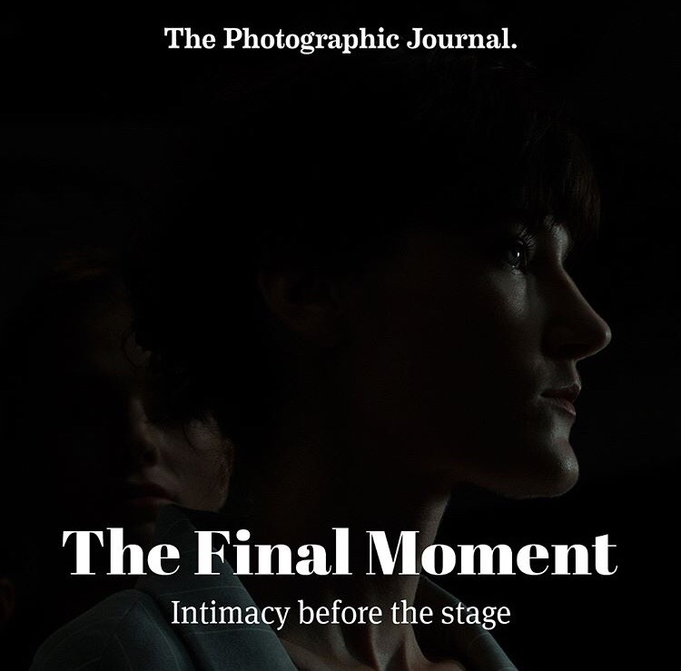 THE PHOTOGRAPHIC JOURNAL THE FINAL MOMENT