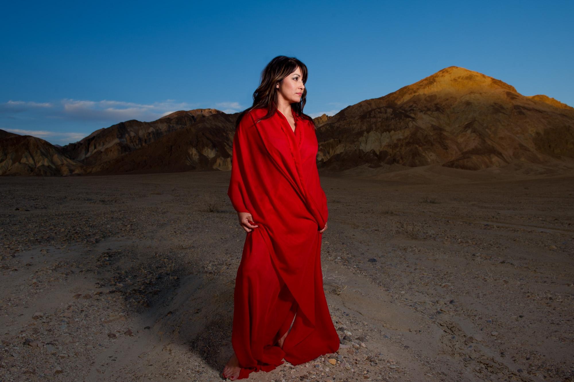 Gina Silva Death Valley National Park, California