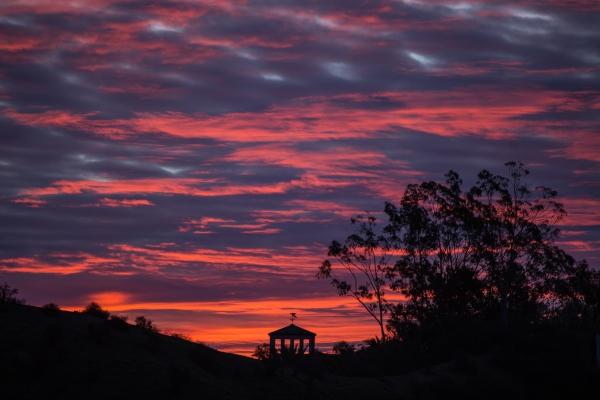 Los Angeles Sunrise.