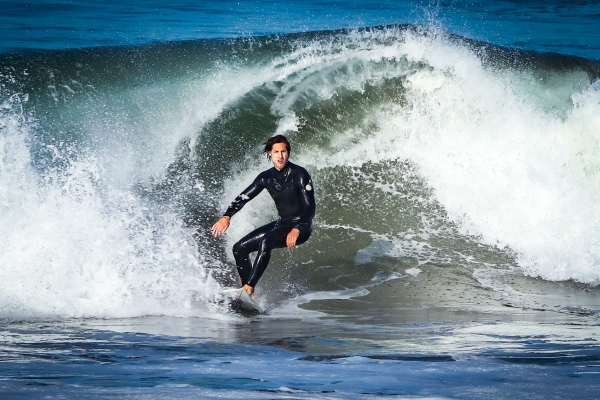 California Surfer.
