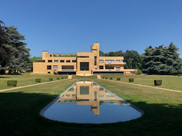 Villa Cavrois Robert Mallet-Stevens Croix, France.