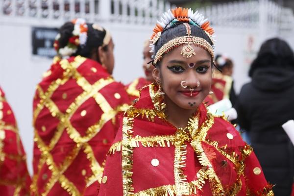 Diwali parade. Richmond Hill, November 2016