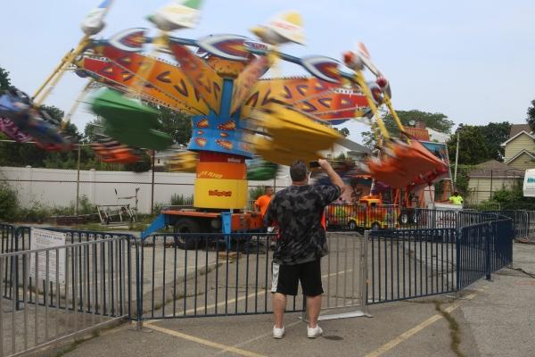 St. Luke's Church annual carnival. July 2016