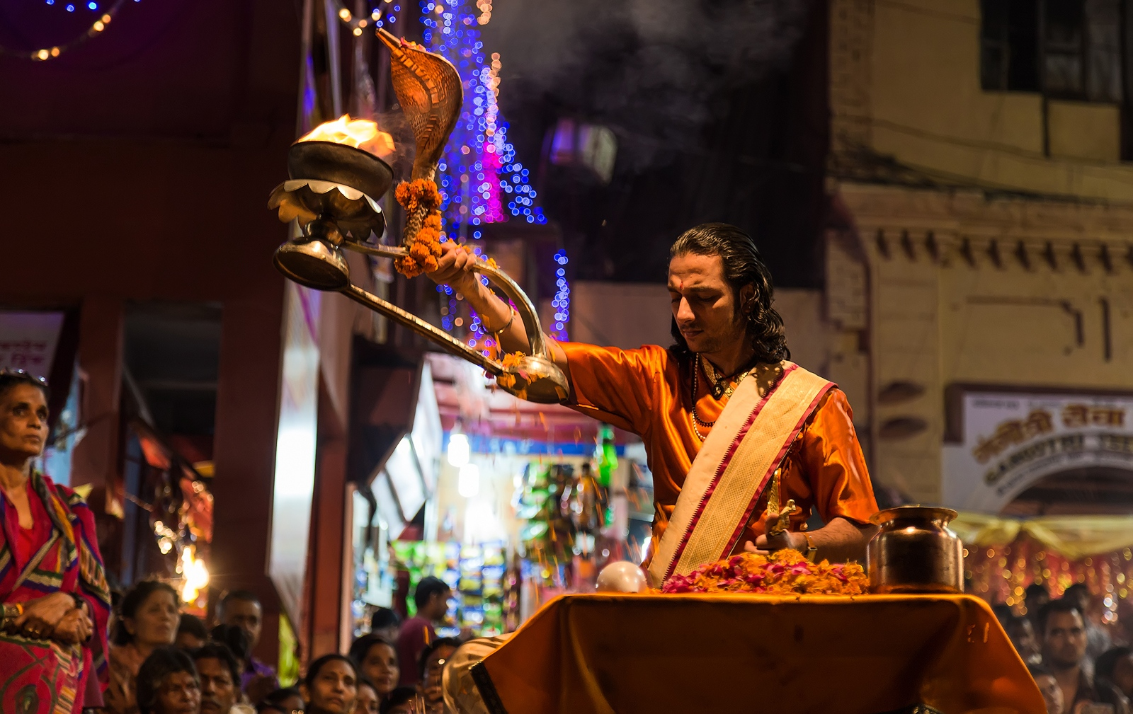 Benares. India
