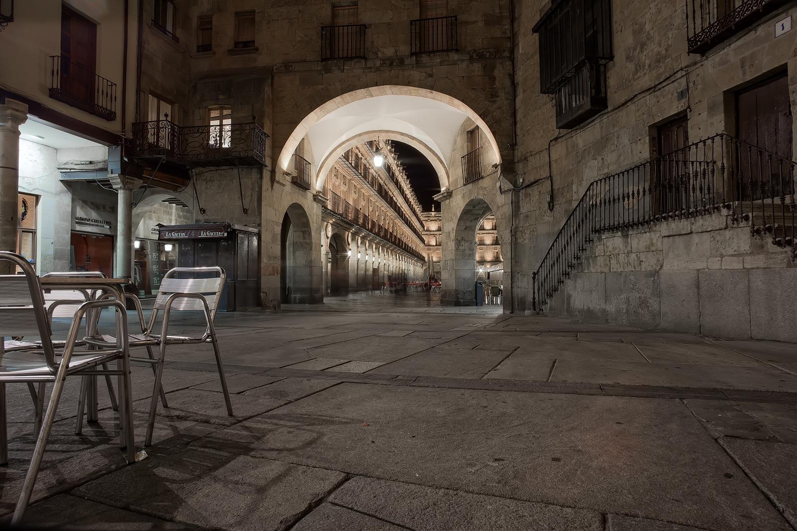 Salamanca. España.