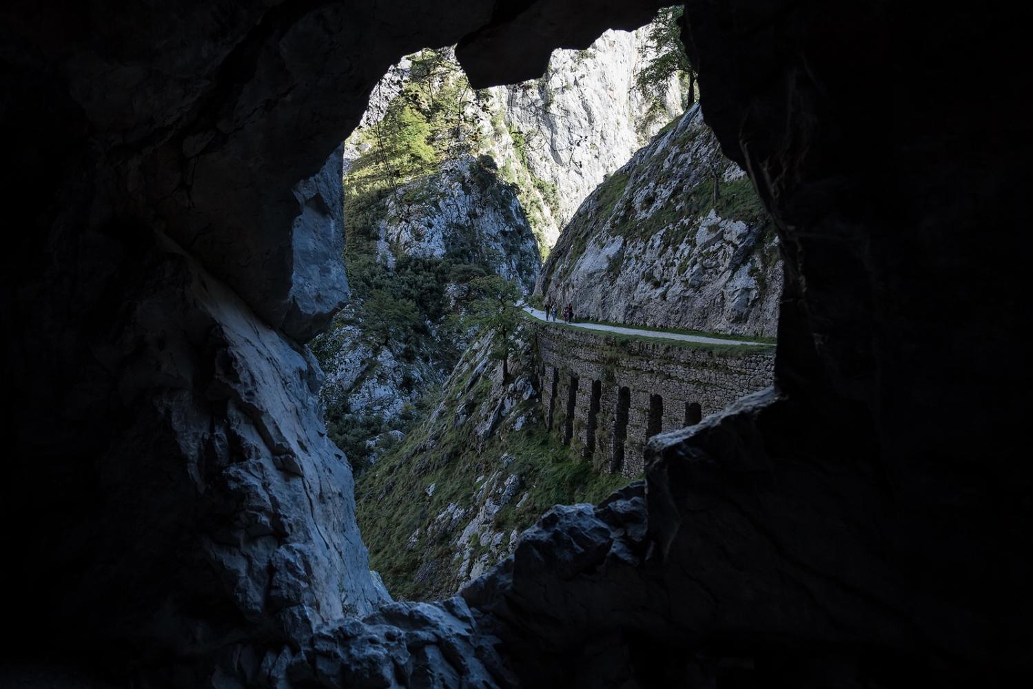 Picos de Europa. Ruta del Cares. León. España