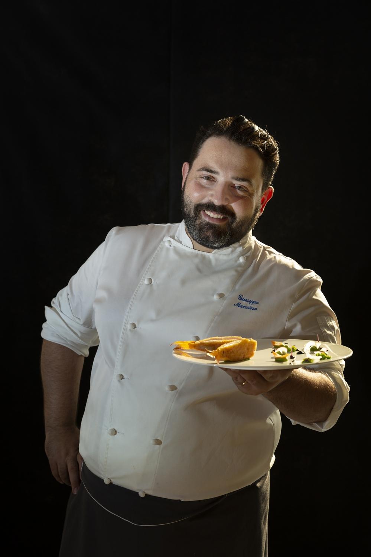 lo chef Giuseppe mancino - Piccolo Principe di Viareggio