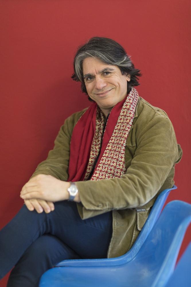 Il musicista Antonio Di Stefano