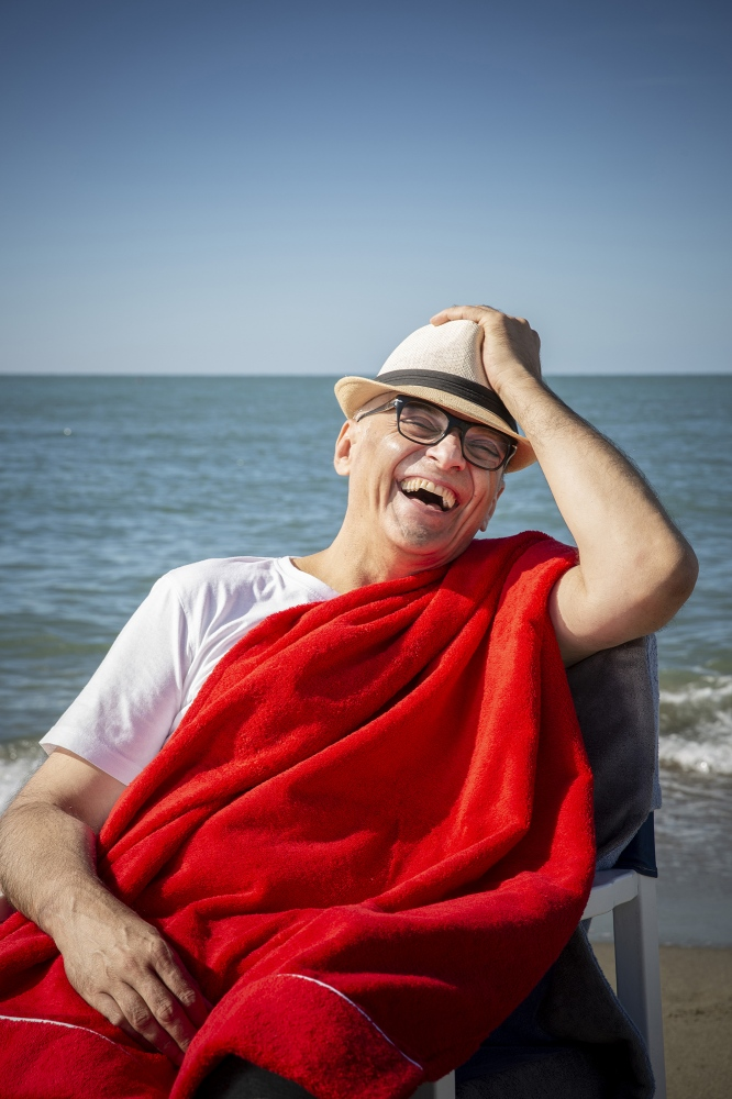 Ivano Bonimini - Direttore creativo Terry Beach - Piacenza