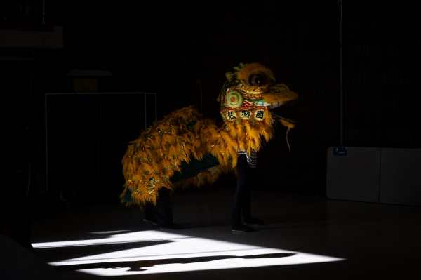 Lion Dance Teens