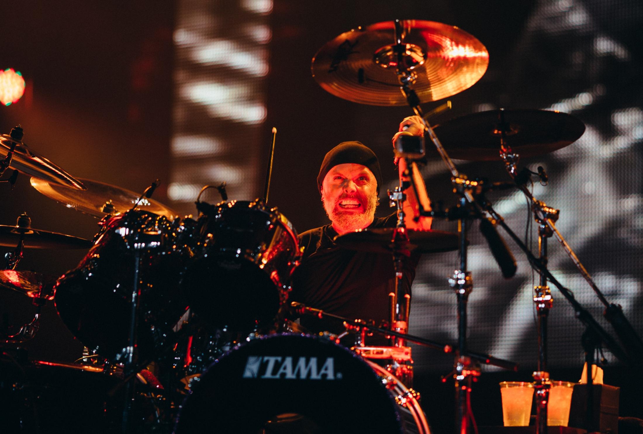 Metallica, Lars Ulrich, Coliseo de Puerto Rico 2016