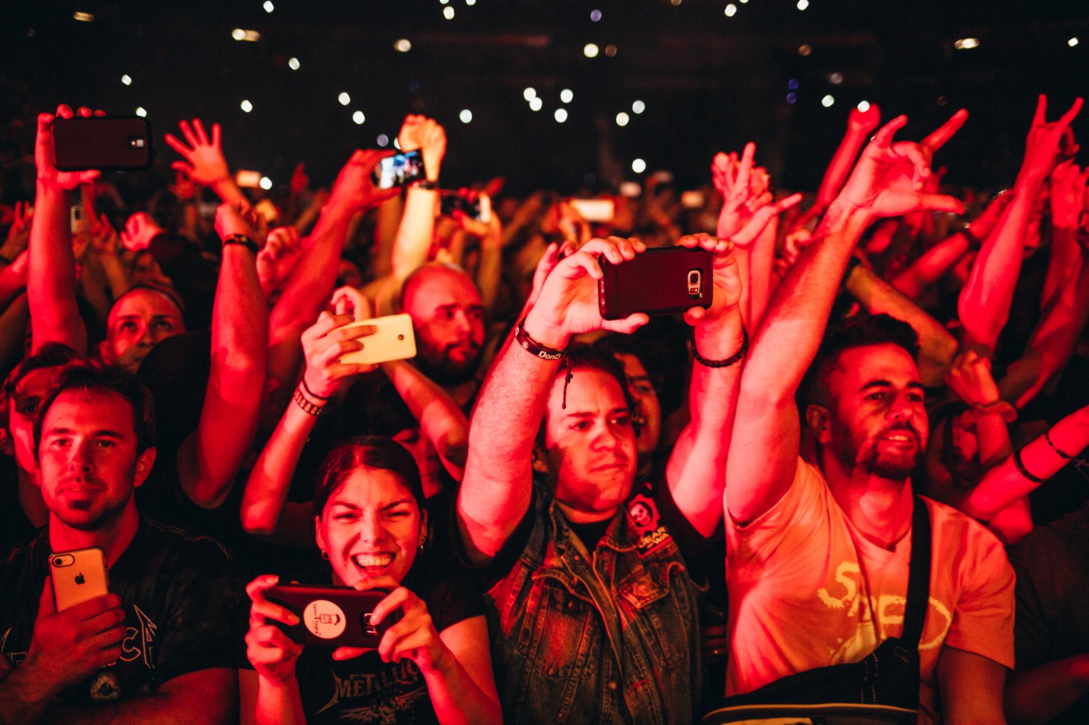 Metallica, Coliseo de Puerto Rico 2016