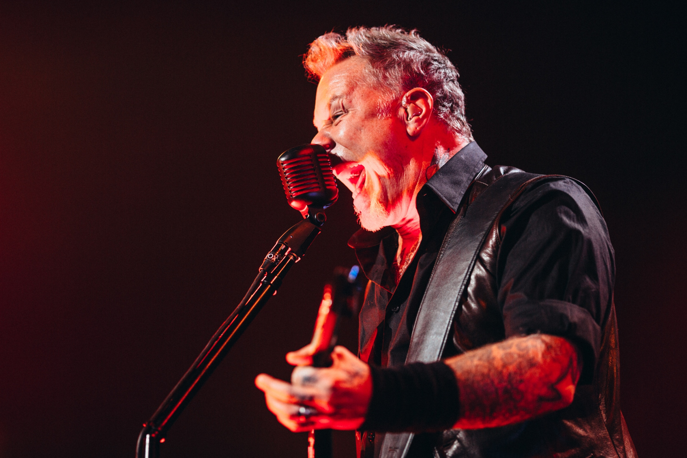 Metallica, James Hetfield, Coliseo de Puerto Rico 2016