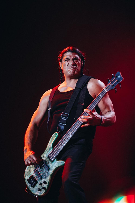 Metallica, Robert Trujillo, Coliseo de Puerto Rico 2016