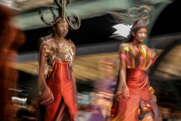 Stories In Costumes-Oumou Sy Fashion Show