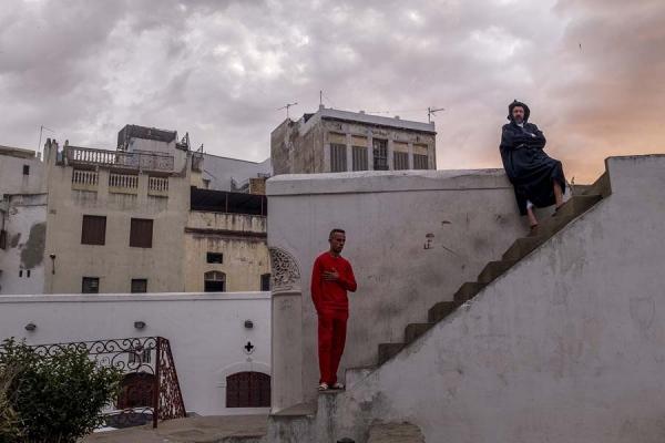 Tanger, Maroc. 2015