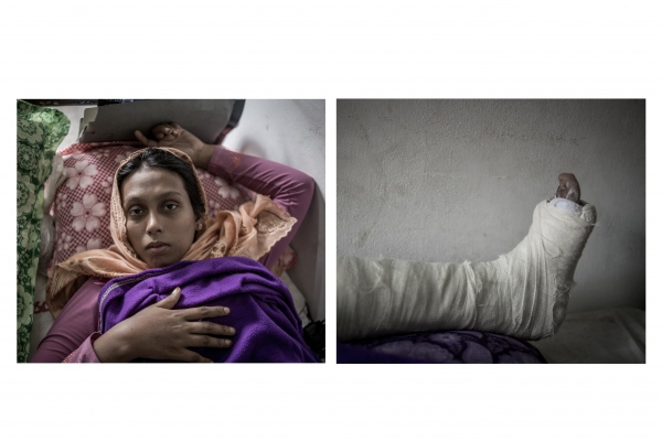 Displaced - Photography project by Jashim Salam