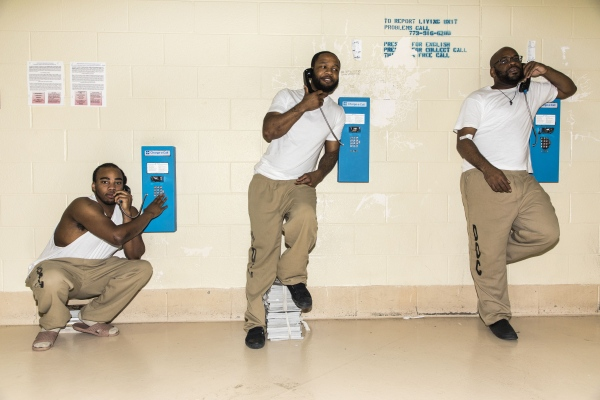 I Refuse For The Devil To Take My Soul: Inside Cook County Jail - Photography project by Lili Kobielski