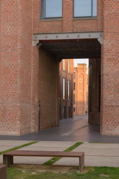 Le Blan- Lafont Euratechnologies Architectes Diverses. Lille.