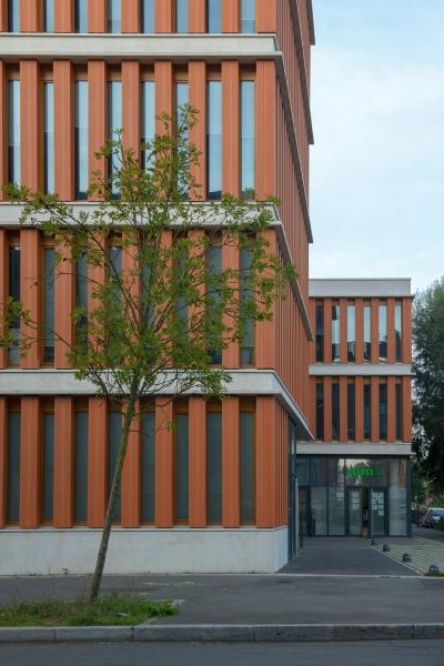 Quartier Euratechnologies Architectes Diverses. Lille.