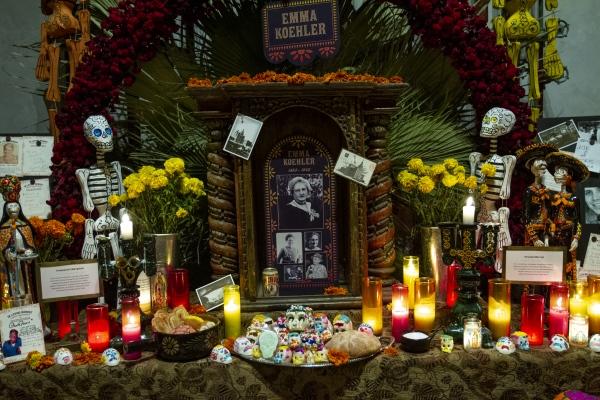 Dia de los Muertos San Antonio Texas 1102018