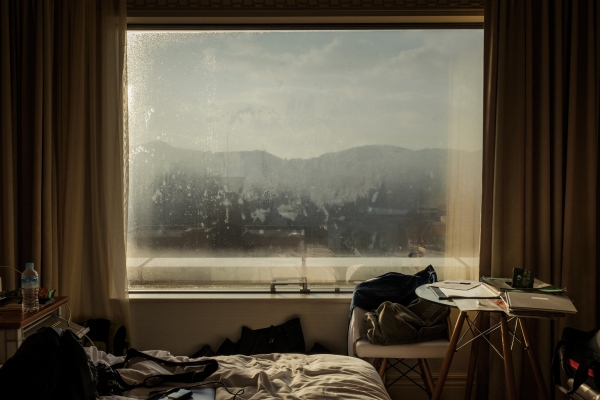 Unmoored - Photography project by George Nobechi