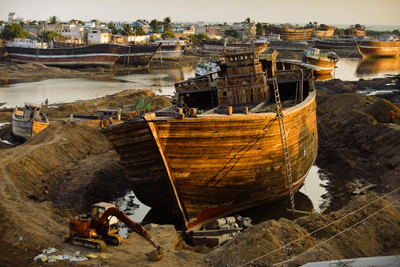 MANDVI SHIP BUILDERS