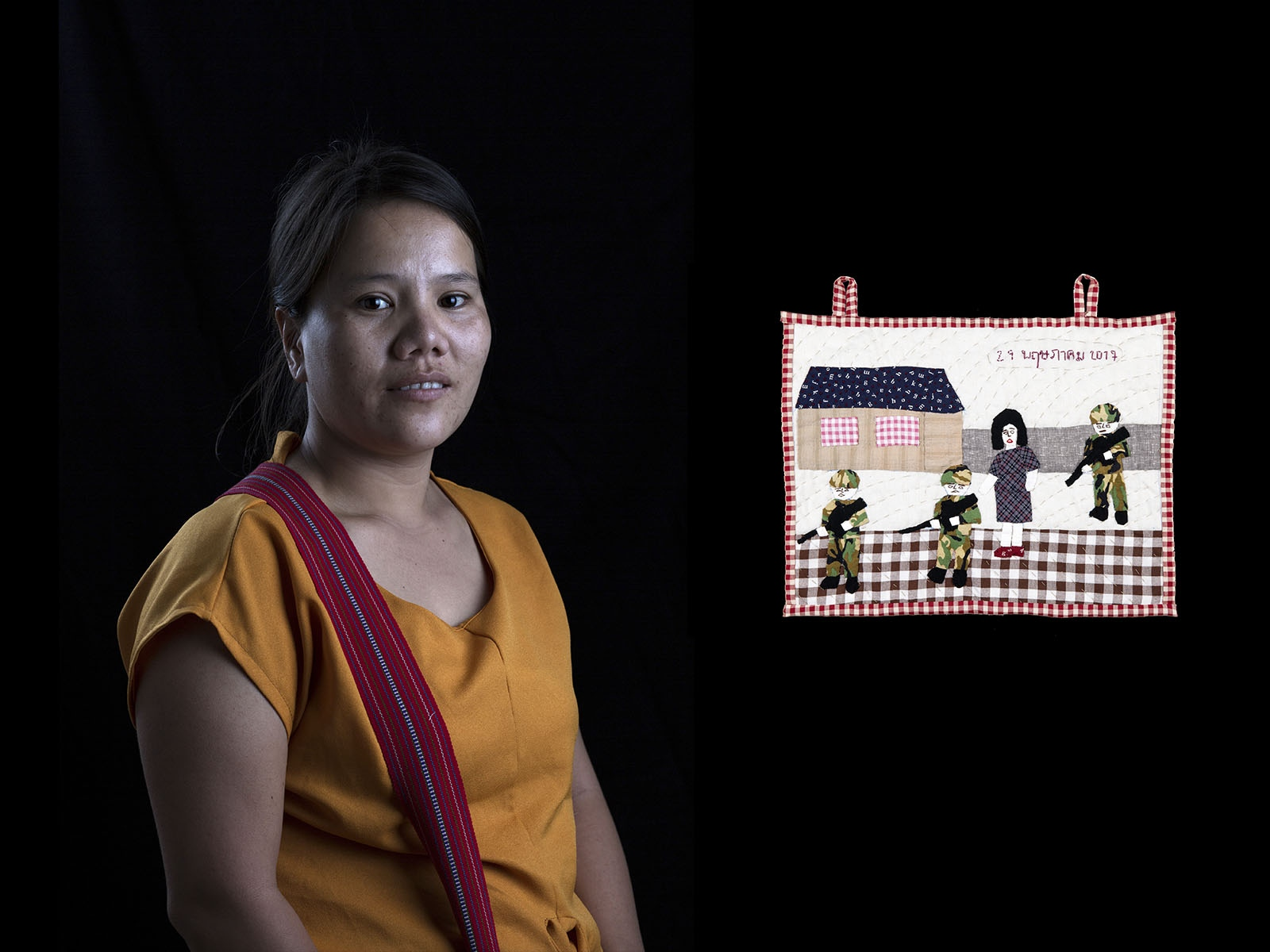 Nawa Chaoue is the co-founder of Save Lahu group, was the caretaker of Chaiyaphum Pasae who was shot dead at an army checkpoint, and a member of the Lahu Youth Protectors Group and Network of Indigenous Peoples in Thailand (NIPT).