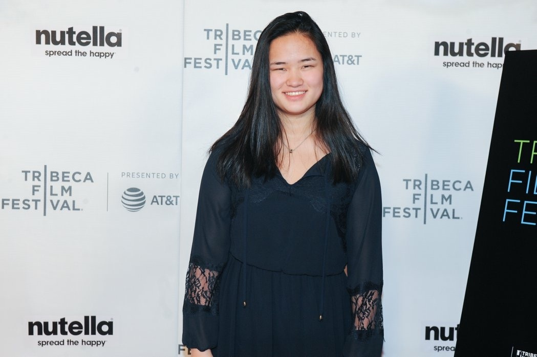 At the Tribeca Film Festival (2018)