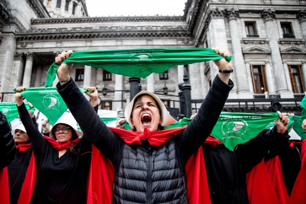 Legal Abortion law in Argentina