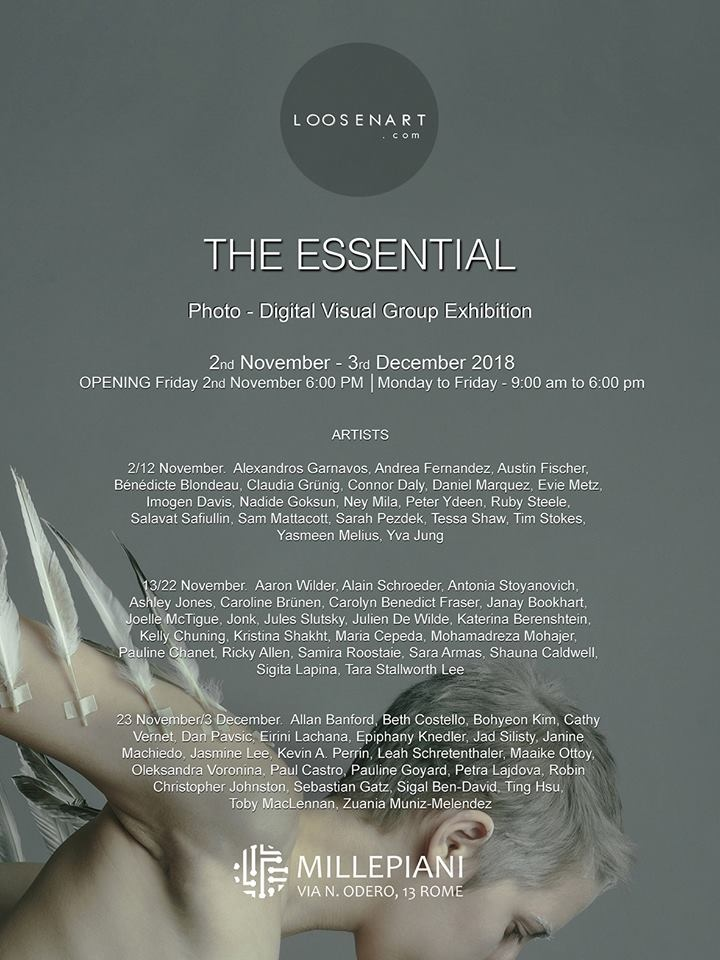 Art and Documentary Photography - Loading Loosenart_The_Essential_exhibition.jpg
