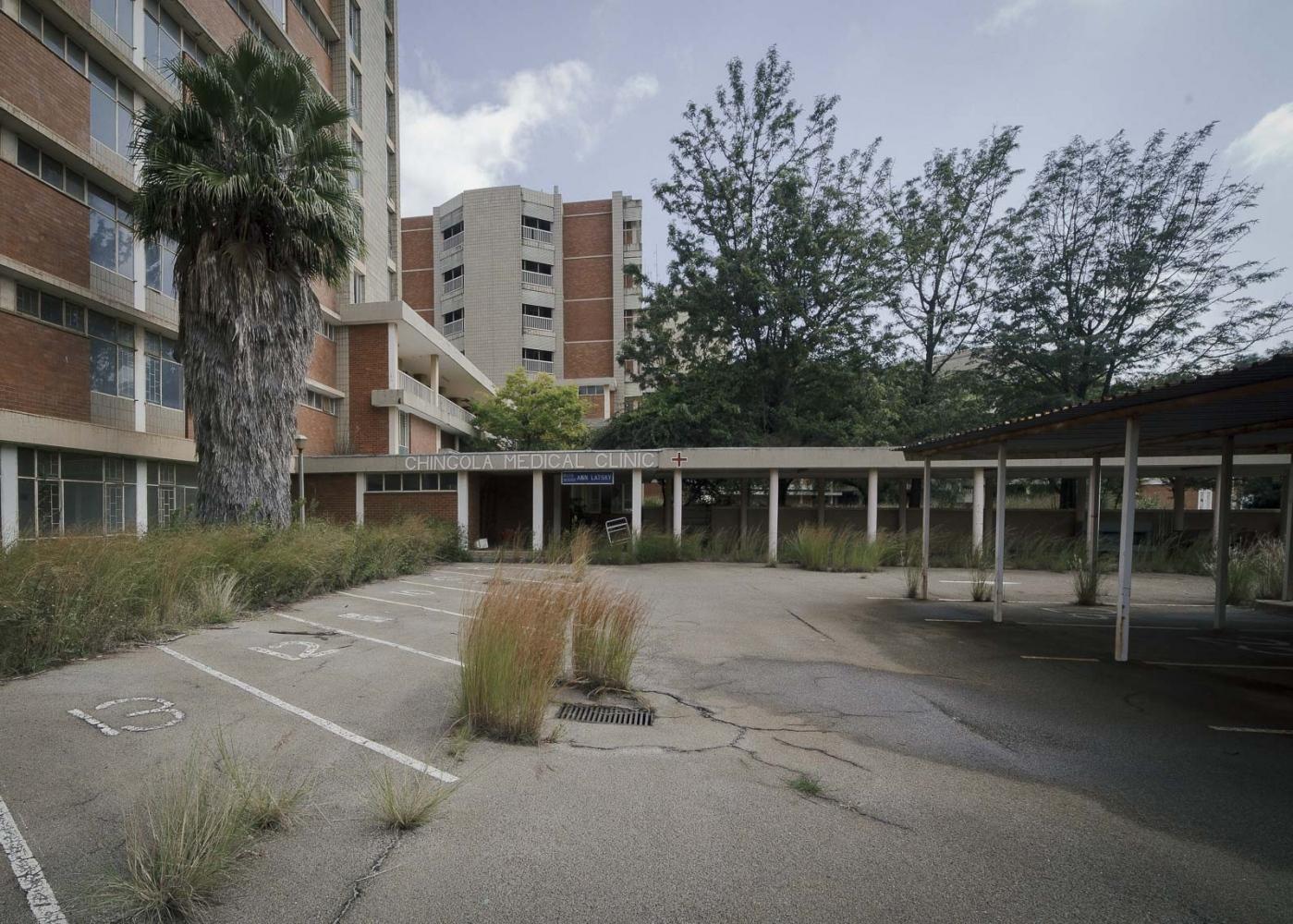 Kempton Park Hospital by Gerhardt Coetzee