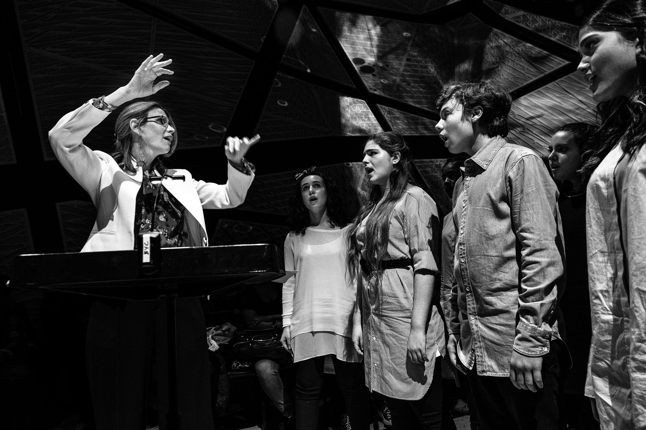 Diane Berkun Menaker - Founder & Artistic Director, Brooklyn Youth Chorus