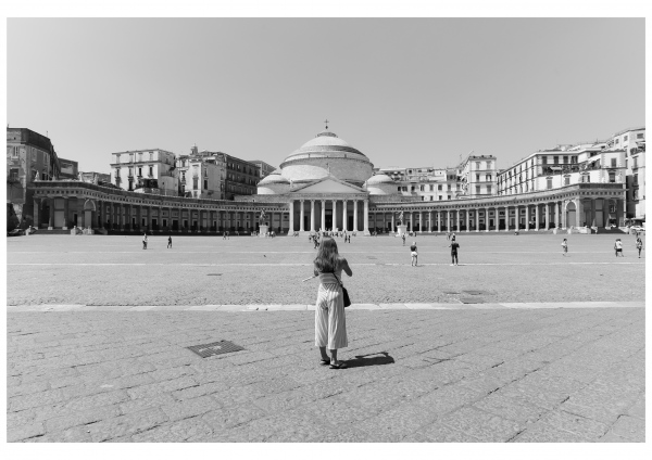 Postcards From Napoli - Photography project by David Sacco