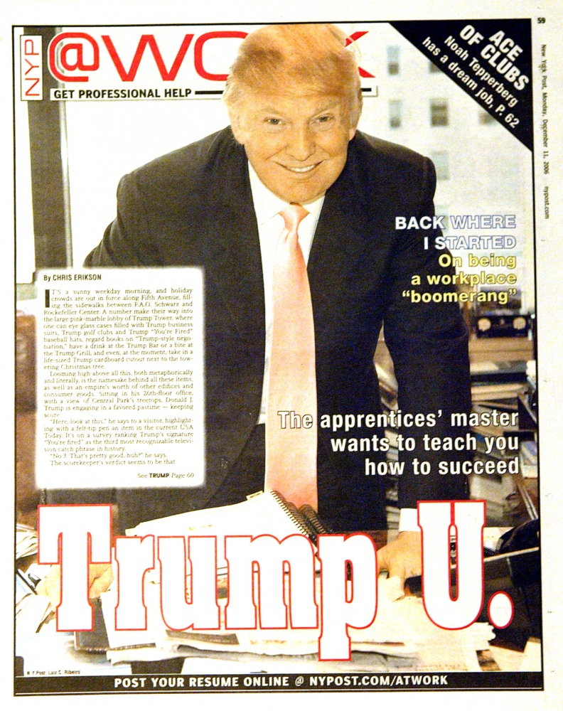 New York Post - Trump University